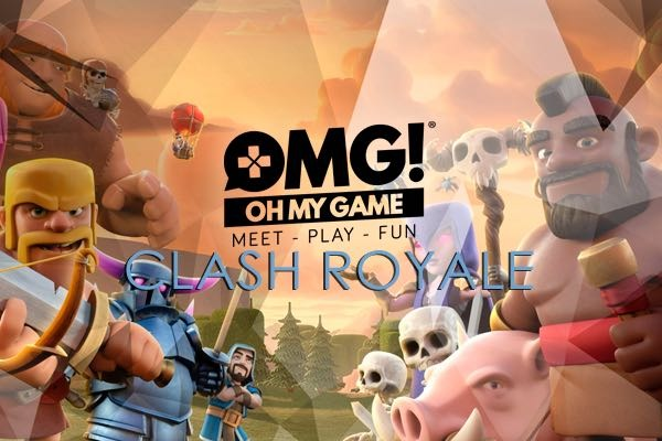 Clash Royale - Torneo Partner