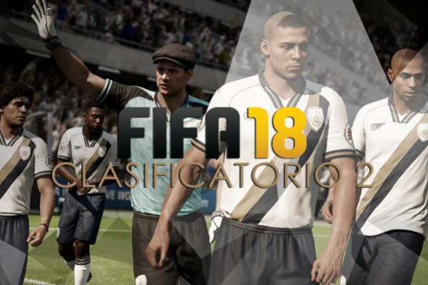 FIFA 18 PS4 - Clasificatorio 2